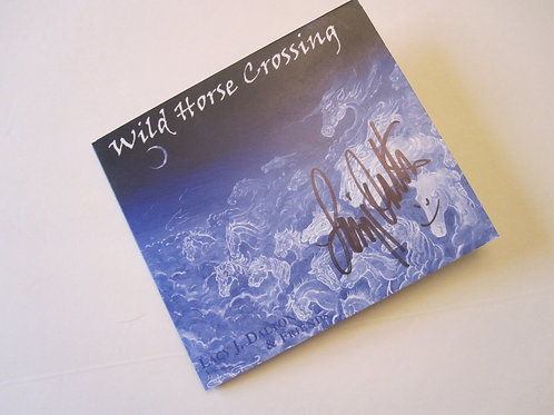 Wildhorse Crossing CD - Autographed
