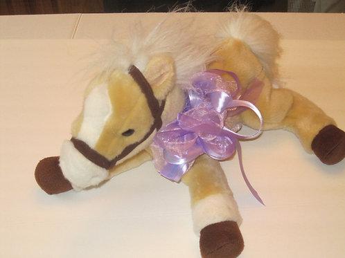 Large Plush Pony