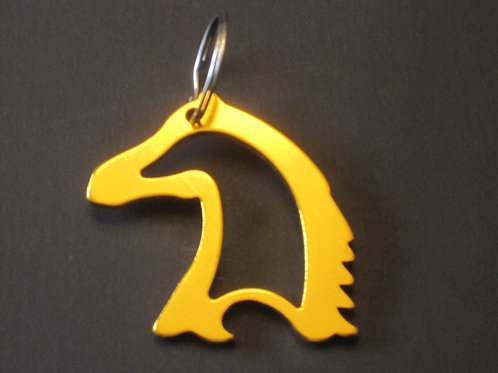 Horse Head Key Chain/Bottle Opener