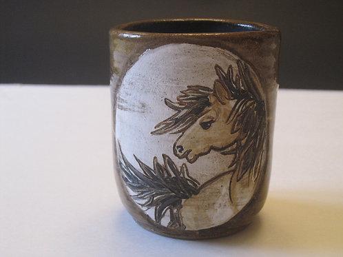 Handmade Kiln Fired Mug