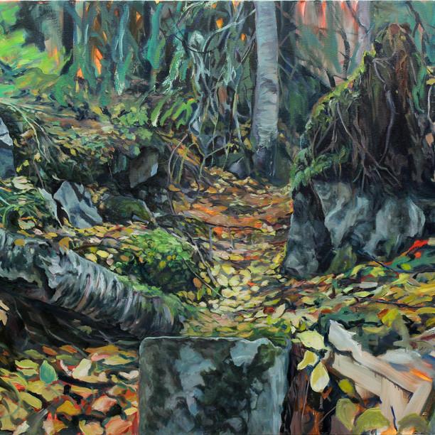 Maastoutuminen (Camouflage), 2015