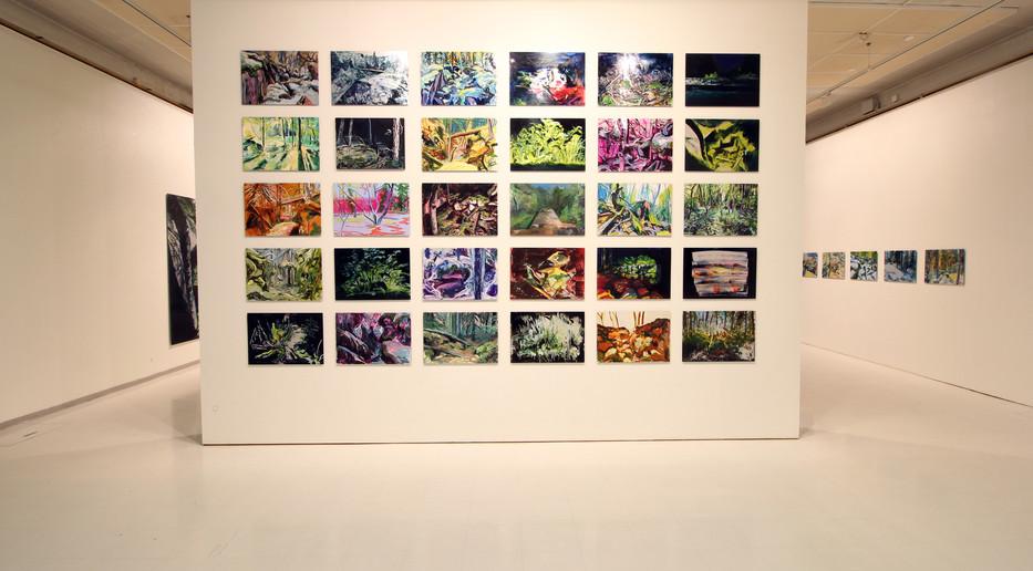 Mältinranta Art Center, Gallery 8