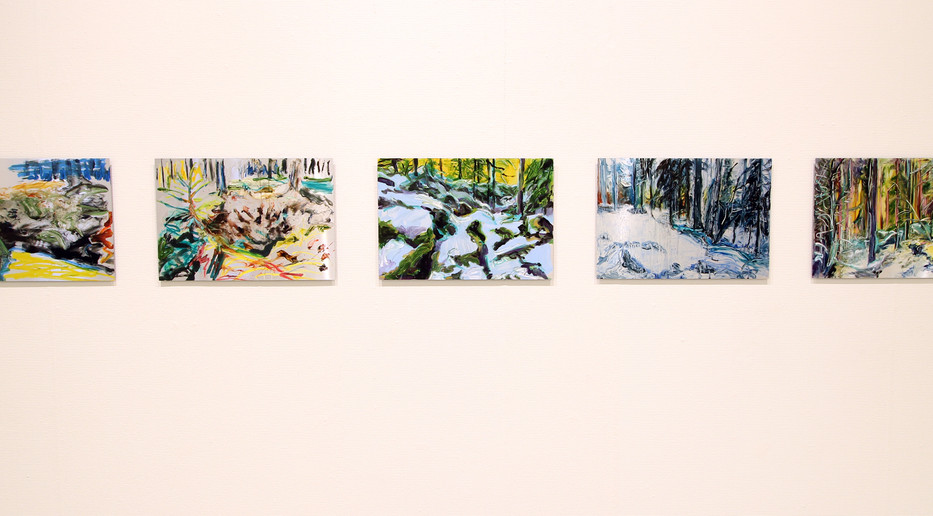 Mältinranta Art Center, Gallery 3