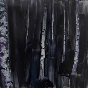 Metsä yöllä IV (Forest at Night IV), 2015