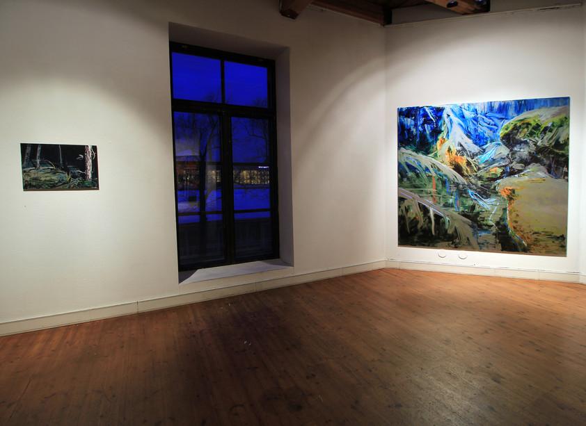 Poriginal Gallery, Upstairs