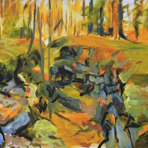 Maisema II (Landscape II), 2015