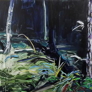 Metsä yöllä (Forest at Night), 2015