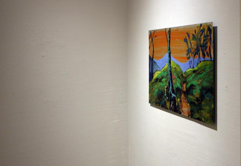 Gallery Å, Downstairs