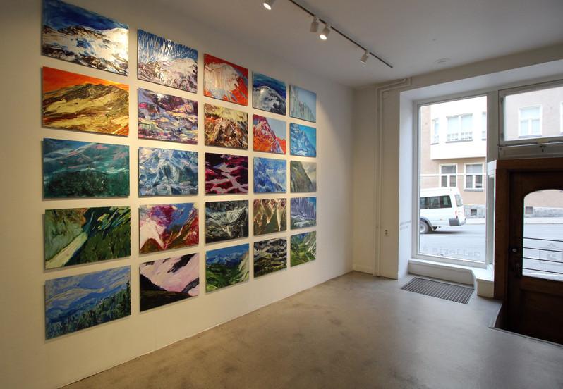 Gallery Å, Ground Floor