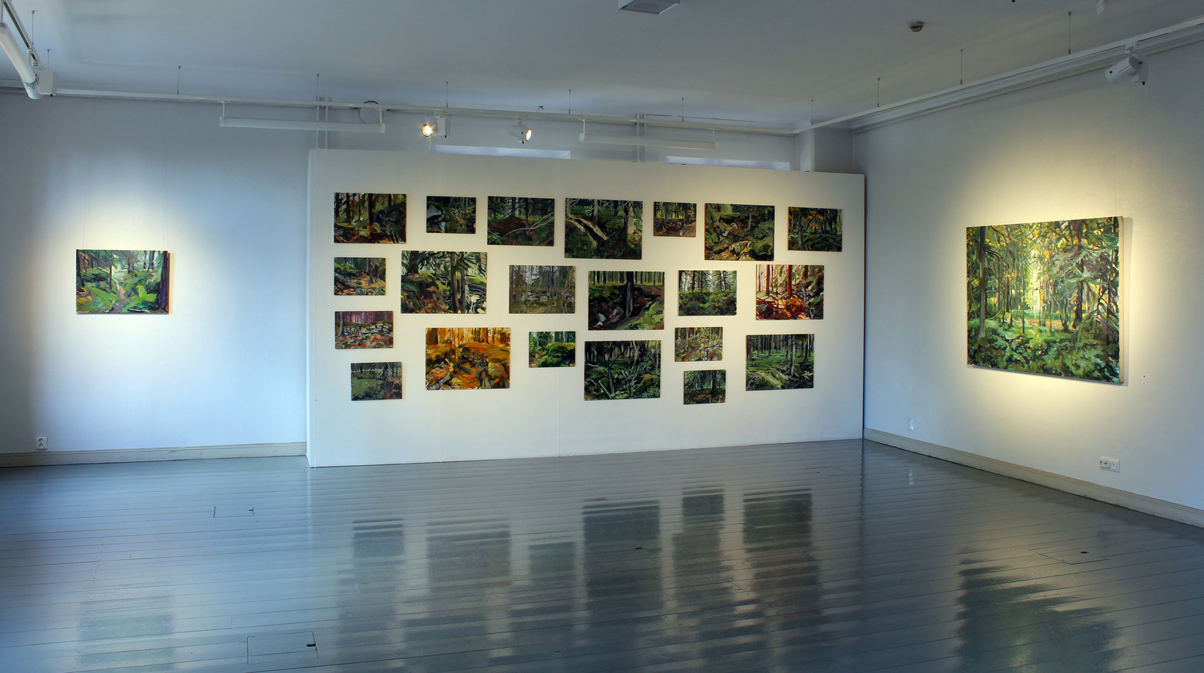 Vanhan Raatihuoneen Galleria, 2015