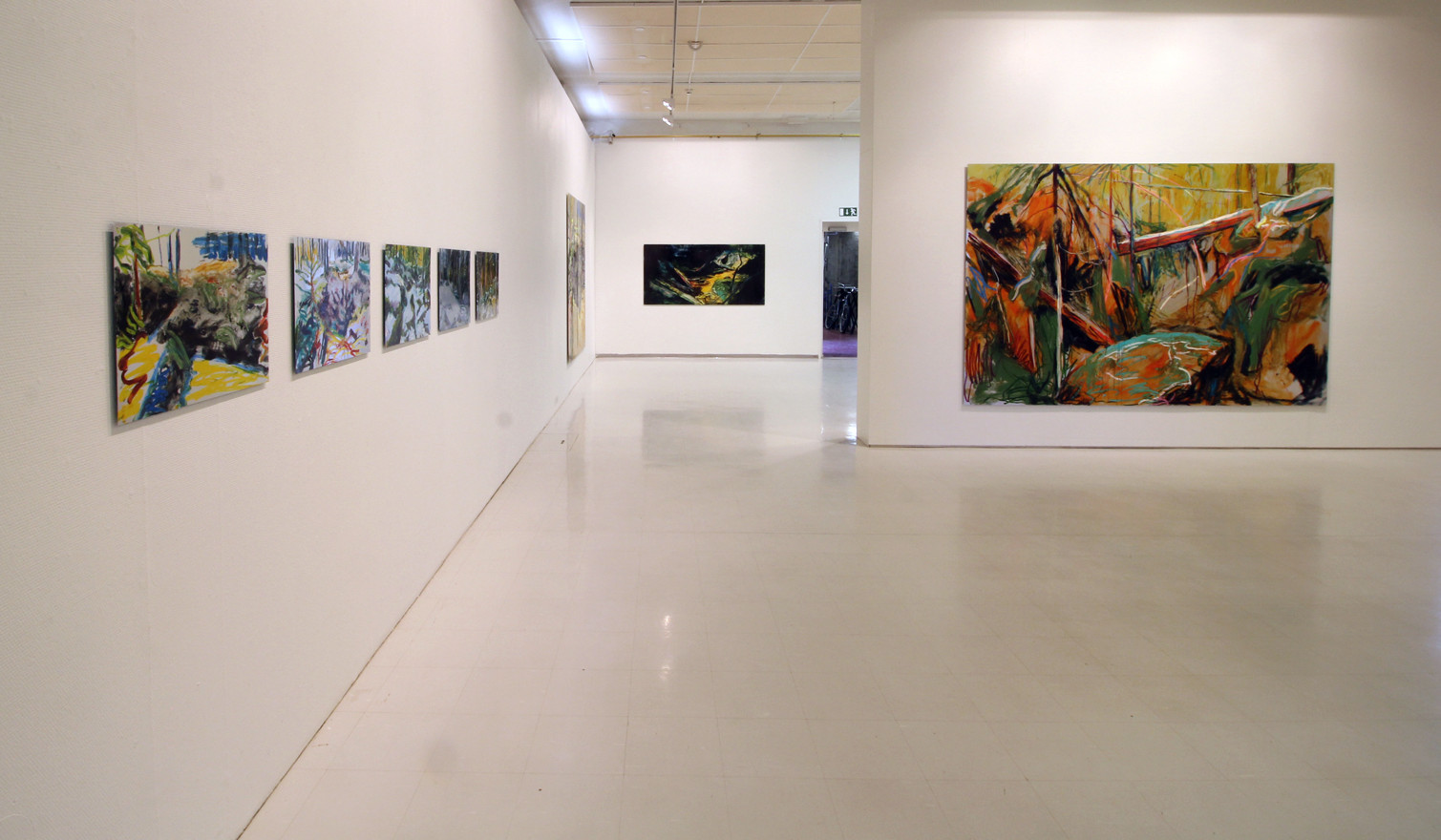 Mältinranta Art Center, Gallery