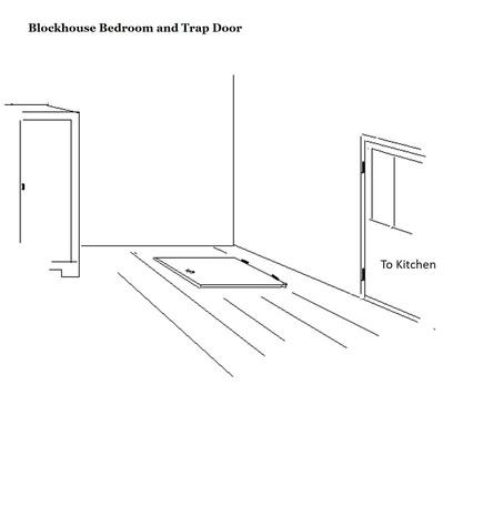 The trapdoor...