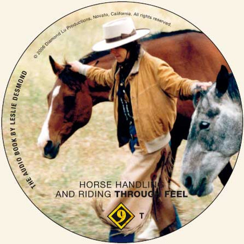 "CD 9 ONLY ""Horse Handling and Riding Through Feel"""