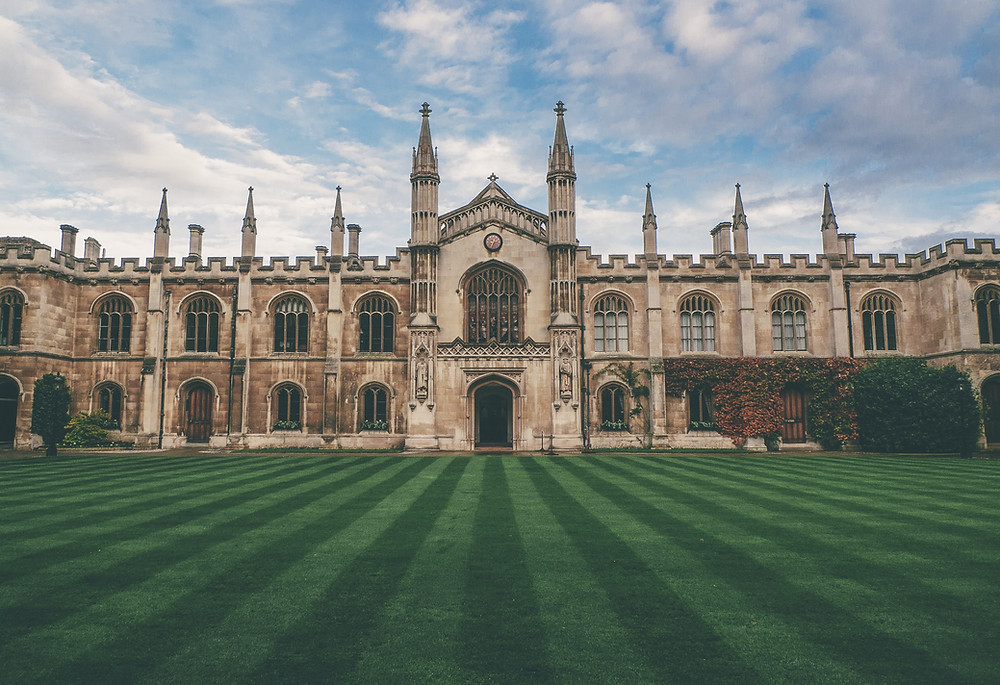University of Oxford ranks second in the UK and fifth in the world. Photo: Sidharth Bhatia