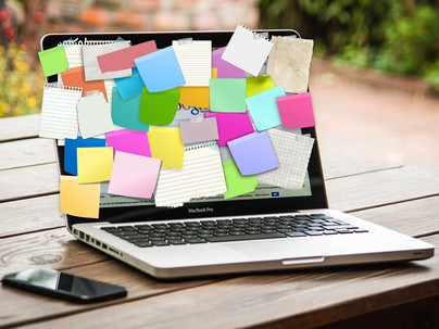 Five tips to help you Organise your References