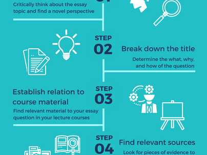 How to design your essay plan