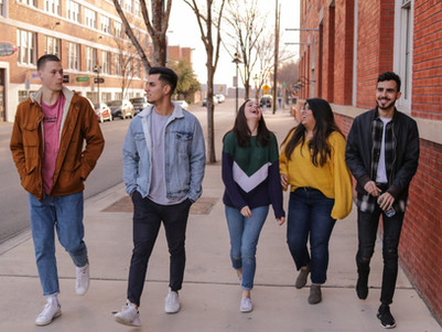 Friends, Frenemies and Other Challenges of Friendships at University