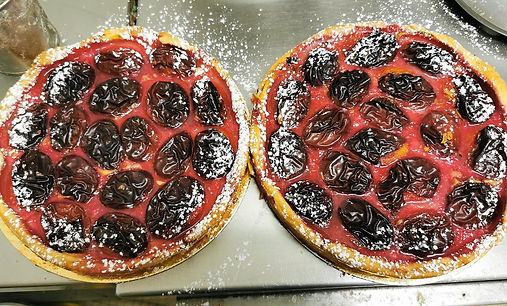 Les tartes aux fruits