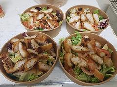 Traiteur - salade composée