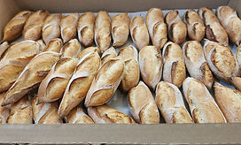 Pains et baguettes tradition