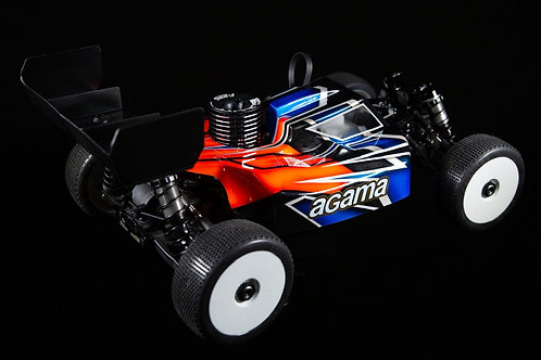Agama (A319P) COMPETITION 1:8th Nitro Buggy