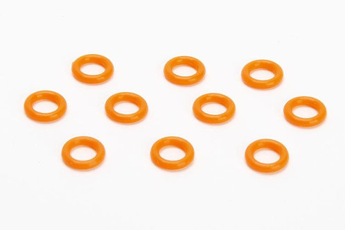 Diff O-rings Silicon - Orange (A319)