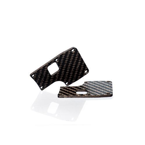 Carbon Rear Wishbone Stiffener