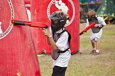 Kids Paintball Parties at Colchester