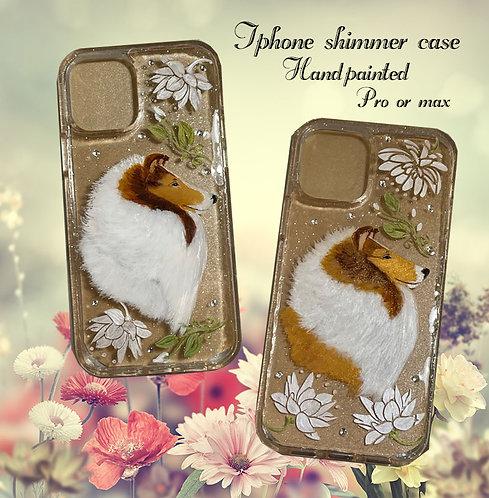 Collie & Sheltie case Iphone 7 plus, 8 plus 6s/6s plus
