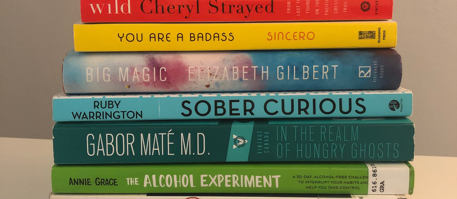 Books for Sobriety & Life