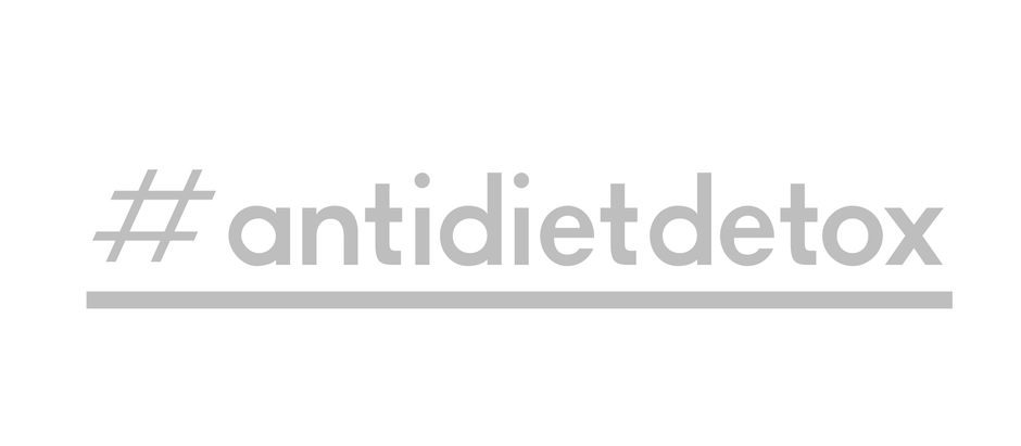 Why I'm Anti-Diet