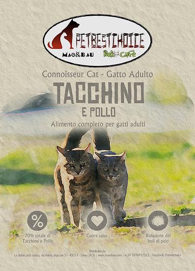 PETBESTCHOICE  Grainfree Adult Tacchino e Pollo 70%