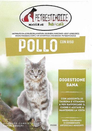 PETBESTCHOICE SUPERPREMIUM adult  Pollo 50% con Riso
