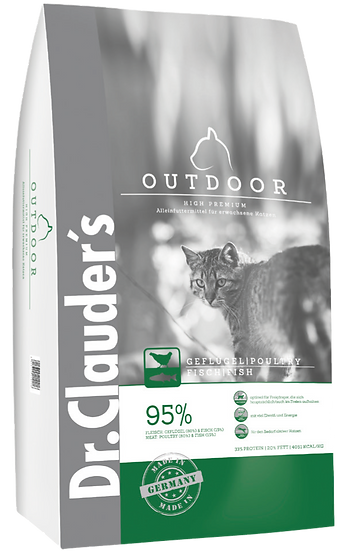 High Premium Adult Outdoor gatto