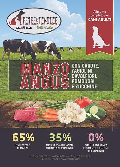 PETBESTCHOICE Adult MANZO ANGUS+ Superfood