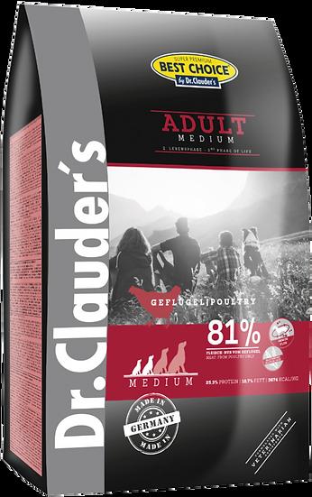 ADULT SMALL / MEDIUM DR.CLAUDER'S