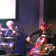 Performing with Martin Atkins (Pigface, Public Image Limited)