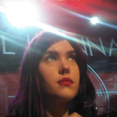 Perfoming with Kill Hannah at the Metro