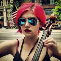 Busking on the Fourth of July