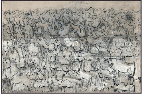 Migration by Kader Boly