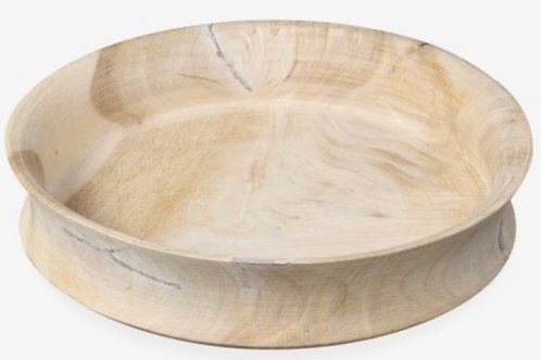 Large Wooden Bowl