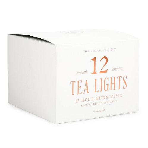 12 Hour Tea Lights