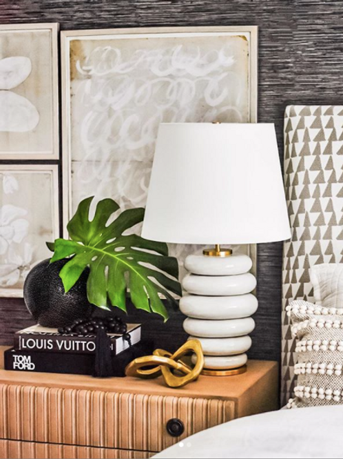 Phoebe Stacked Lamp