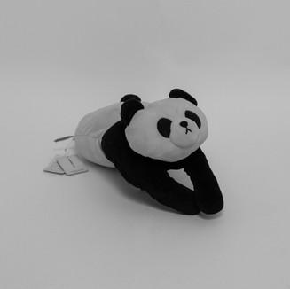 25, Panda Plushie