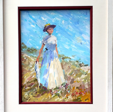 A Walk with Monet