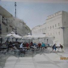 Caffe del duomo, Siragusa