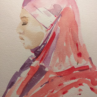 The Red Hijab, Egypt