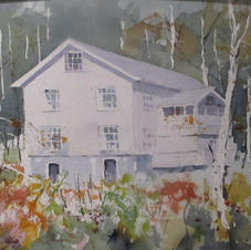 House on Hardangerfjord