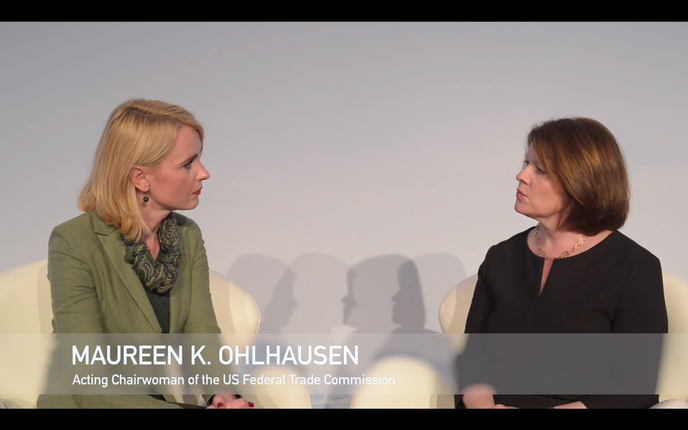 W@Competition Interview with Maureen K. Ohlhausen