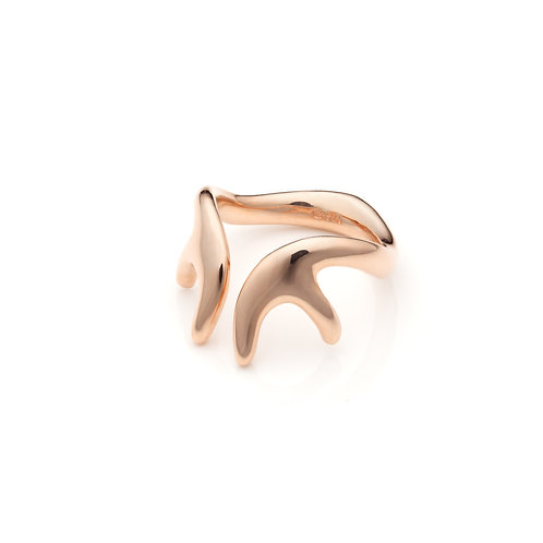 Antlers Mini Ring
